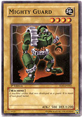 Mighty Guard - RDS-EN002 - Common - 1st Edition