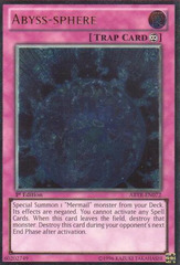 Abyss-sphere - ABYR-EN072 - Ultimate Rare - Unlimited Edition