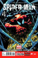 Superior Spider Man #1 Now