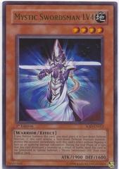 Mystic Swordsman LV4 - SOD-EN012 - Ultra Rare - 1st Edition