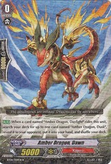 Amber Dragon, Dawn - BT04/039EN - R on Channel Fireball