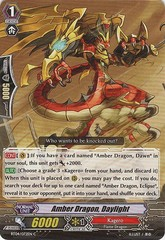 Amber Dragon, Daylight - BT04/072EN - C on Channel Fireball