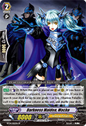 Darkness Maiden, Macha - BT04/S02EN - SP
