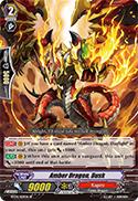 Amber Dragon, Dusk - BT04/S09EN - SP