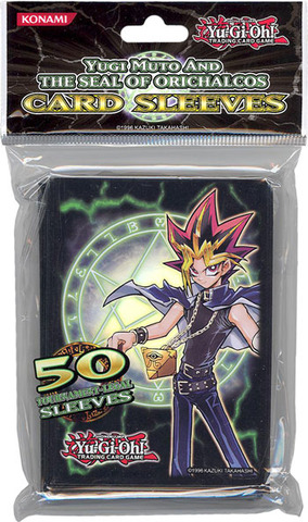 Yugi Muto and the Seal of Orichalcos Card Sleeves