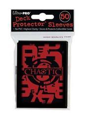 Chaotic Standard Deck Protectors 50ct