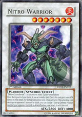 Nitro Warrior - DP08-EN013 - Rare - 1st Edition