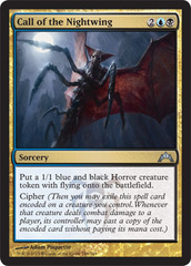 Call of the Nightwing - Foil