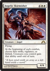 Angelic Skirmisher on Channel Fireball