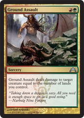 Ground Assault - Foil