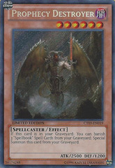 Prophecy Destroyer - CT09-EN019 - Secret Rare - Limited Edition - Promo