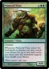 Primeval Titan - Grand Prix Promo
