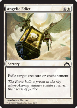 Angelic Edict - Foil