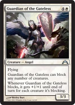 Guardian of the Gateless - Foil