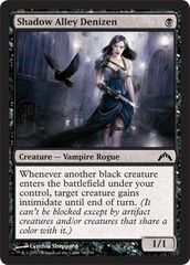 Shadow Alley Denizen - Foil