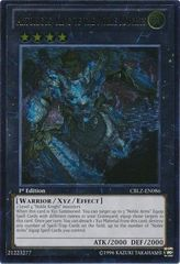 Artorigus, King of the Noble Knights - CBLZ-EN086 - Ultimate Rare - 1st Edition