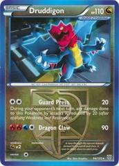 Druddigon - 94 - Rare on Channel Fireball