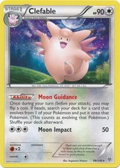 Clefable - 98/135 - Rare on Channel Fireball