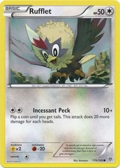 Rufflet - 115/135 - Common