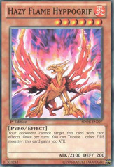 Hazy Flame Hyppogrif - SDOK-EN007 - Common - 1st Edition