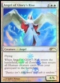 Angel of Glorys Rise - Walmart Promo