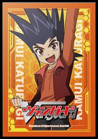 Cardfight! Vanguard Vol. 11 Kamui Katsuragi Sleeves (53ct)