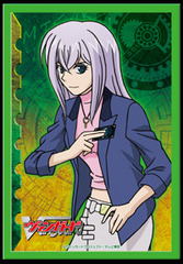 Cardfight! Vanguard Vol. 44 Misaki Tokura (Part 3) Sleeves (53ct)