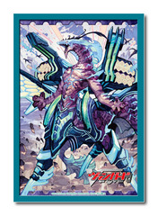 Cardfight! Vanguard Vol. 57 Blue Storm Dragon, Maelstrom Sleeves (53ct)