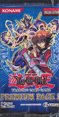 Yu-Gi-Oh Premium Pack 2 Unlimited Edition Booster Pack