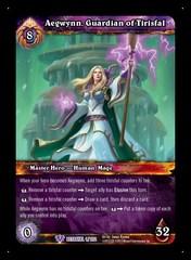 Aegwynn, Guardian of Tirisfal