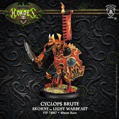 Cyclops Brute - Light Warbeast