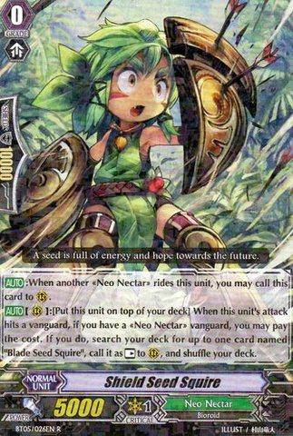 Shield Seed Squire - BT05/026EN - R
