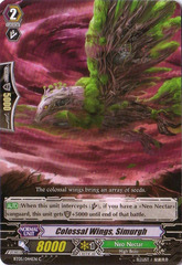 Colossal Wings, Simorgh - BT05/044EN - C on Channel Fireball