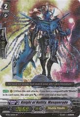 Knight of Nullity, Masquerade - BT05/S12EN - SP