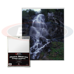 Photo Sleeve - 8 x 10 - Pack of 100