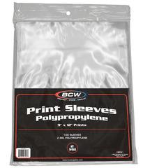 9 x 12 Sleeves - Pack of 100