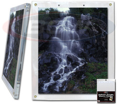8 X 10 Photo 1/2 Inch Acrylic Holder