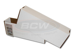 BCW Super Vault Storage Box (For Graded Cards)