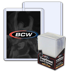 3 X 4 Topload Card Holder - Premium