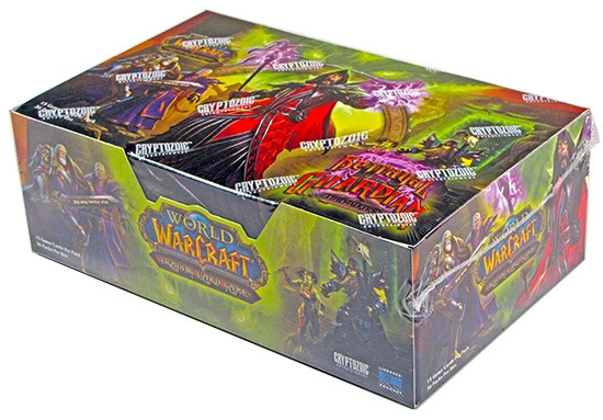 Betrayal of the Guardian Booster Box