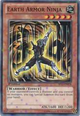 Earth Armor Ninja - SP13-EN018 - Starfoil Rare - Unlimited Edition