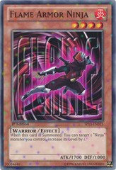 Flame Armor Ninja - SP13-EN015 - Starfoil Rare - Unlimited Edition