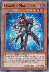 Gagaga Magician - SP13-EN002 - Starfoil Rare - 1st Edition