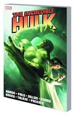 Incredible Hulk By Jason Aaron Trade Paperback Vol 02