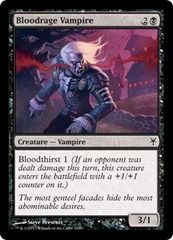 Bloodrage Vampire on Channel Fireball