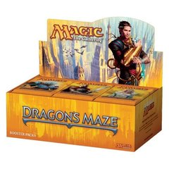 Dragon's Maze Booster Box - English