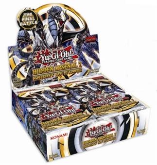 Hidden Arsenal 7 1st Edition Booster Box