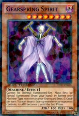 Gearspring Spirit - DT07-EN058 - Parallel Rare - Duel Terminal on Channel Fireball