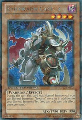 Evilswarm Castor - DT07-EN072 - Rare Parallel Rare - Duel Terminal on Channel Fireball
