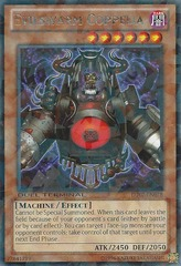 Evilswarm Coppelia - DT07-EN078 - Rare Parallel Rare - Duel Terminal on Channel Fireball